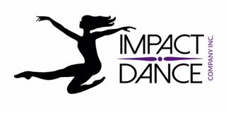 Impact Dance Company Logo